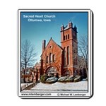 Mousepad, Sacred Heart Catholic Church