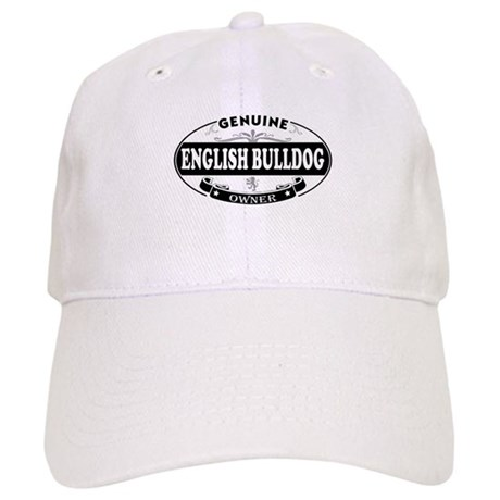 Genuine English Bulldog Owner Cap
