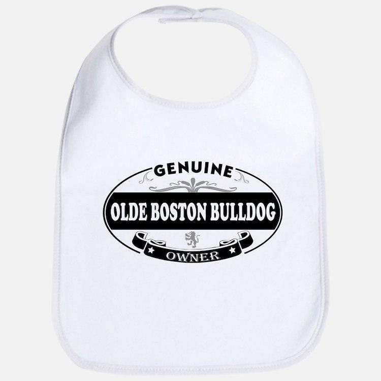 Genuine Olde Boston Owner Bib