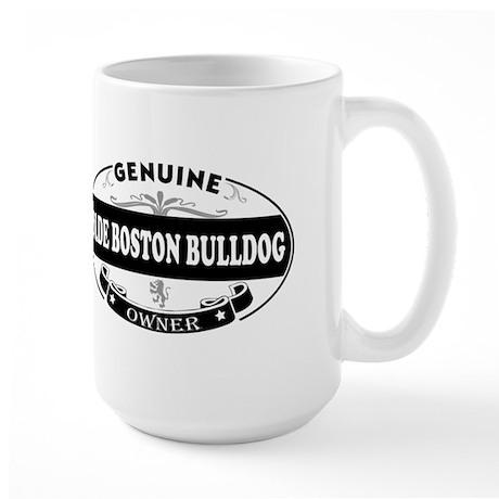 Genuine Olde Boston Owner Large Mug