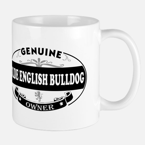 Genuine Olde English Bulldog Mug