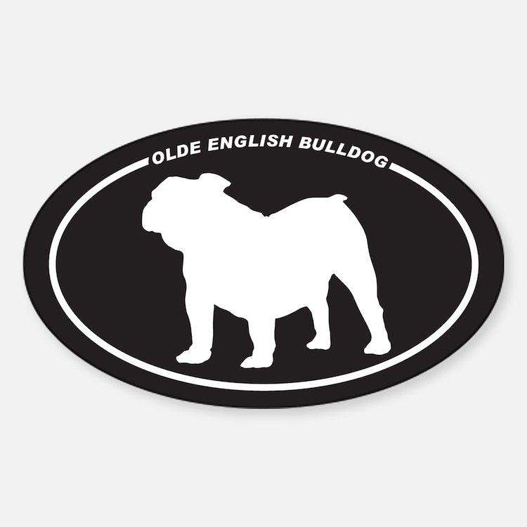 Olde English Bulldog Decal