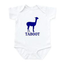 Taboot Infant Bodysuit