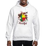 Butterfly Benin Hooded Sweatshirt