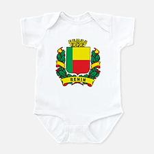 Benin Infant Bodysuit