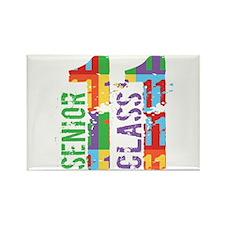 Class 2011 Rectangle Magnet