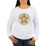 Pulaski County Sheriff Women's Long Sleeve T-Shirt