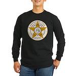 Pulaski County Sheriff Long Sleeve Dark T-Shirt