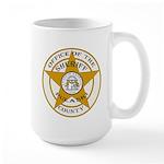 Pulaski County Sheriff Large Mug