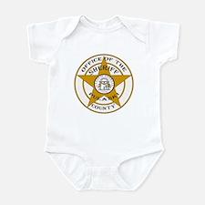 Pulaski County Sheriff Infant Bodysuit