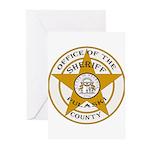 Pulaski County Sheriff Greeting Cards (Pk of 10)