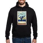 Travel Oregon Hoodie (dark)