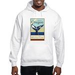 Travel Oregon Hooded Sweatshirt