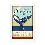 Travel Oregon Mini Poster Print