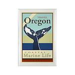 Travel Oregon Rectangle Magnet (10 pack)