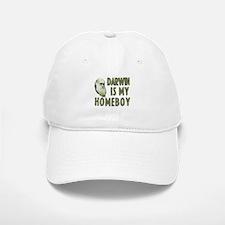 Darwin is my Homeboy Baseball Baseball Cap