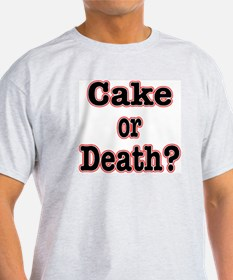 OR Death???? T-Shirt