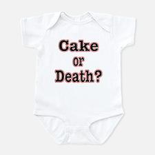 OR Death???? Infant Bodysuit