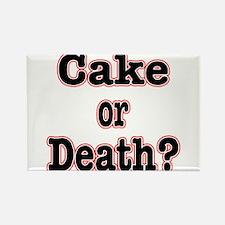 OR Death???? Rectangle Magnet