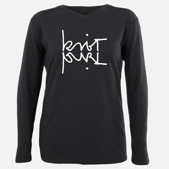 knitpurlinverse.psd T-Shirt