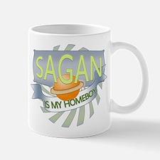 Sagan is my Homeboy Mug