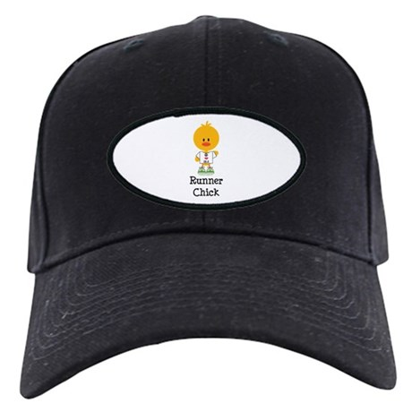Runner Chick 13.1 Black Cap