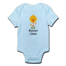 Runner Chick 13.1 Infant Bodysuit