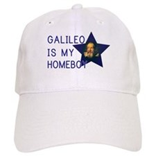 Galileo is my Homeboy Cap