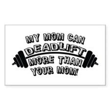 Unique Weightlifting Decal