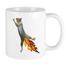 Fire Tail Squirrel Mug