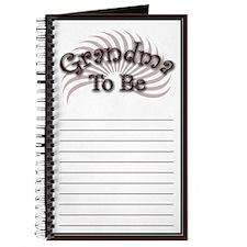 Grandma To Be Journal