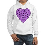 Hesta Heartknot Hooded Sweatshirt
