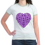 Hesta Heartknot Jr. Ringer T-Shirt