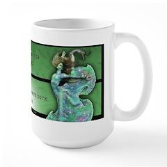 Dance as you were born to Dance: Large Mug