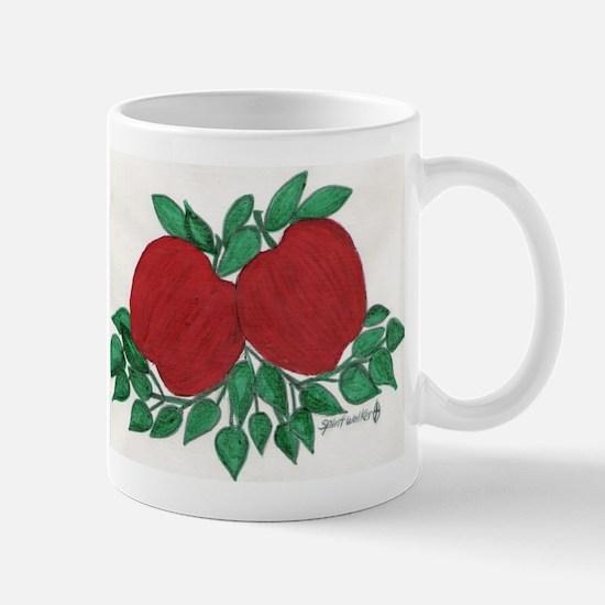 Apple/ Mug