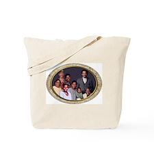 Prays together Tote Bag