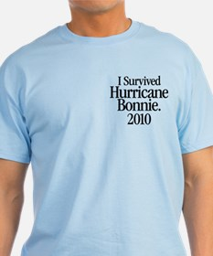 I Survived Hurricane Bonnie 2 T-Shirt
