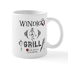 Windigo (or Wendigo) Grill Mug