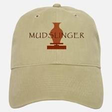 Burnt Mud Pie Mudslinger Baseball Baseball Cap