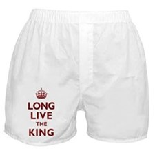 Cute Loose lips sink ships Boxer Shorts