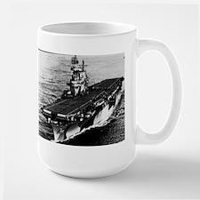 USS Enterprise CV-6 Mug