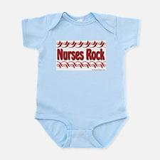 Cute Nurse rock Infant Bodysuit