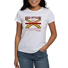 Army Field Artillery Wife FA Tee