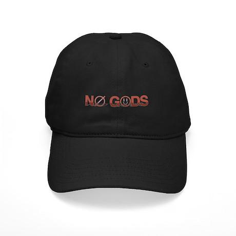 No Gods Black Cap