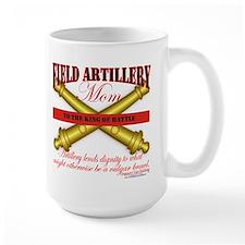 Army Field Artillery Mom FA Mug