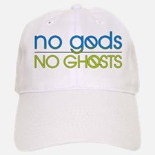 No gods, No ghosts Baseball Baseball Cap