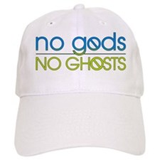 No gods, No ghosts Baseball Cap