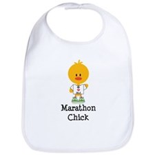 Marathon Chick 26.2 Bib