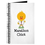 Marathon Chick 26.2 Journal