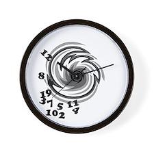 Tornado Clock Wall Clock